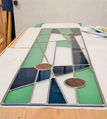 Réalisations de vitraux originaux à Angers