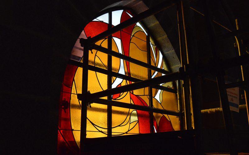 vitraux religieux